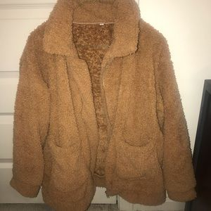 NEW Teddy Bear Jacket